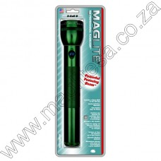 Green Maglite 3D Cell Flashlight