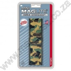 Maglite AA Camo Full Flap Holster