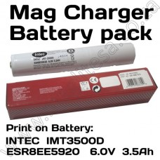 Maglite 6V 3.5Ah NiMH battery pack for Magcharger