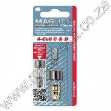 Magnum Star II Xenon Lamp 4 Cell C&D (1 Per Card)