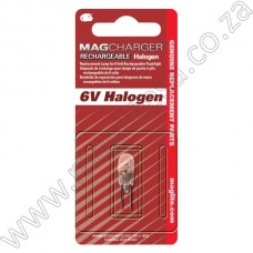 Maglite Halogen Spare Lamp for Magcharger (1 Per Card)