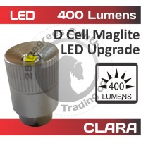 400 Lumen LED 3-6D Cell Upgrade Module